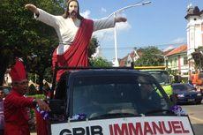 Karnaval Paskah di Semarang Berpotensi Jadi Agenda Wisata