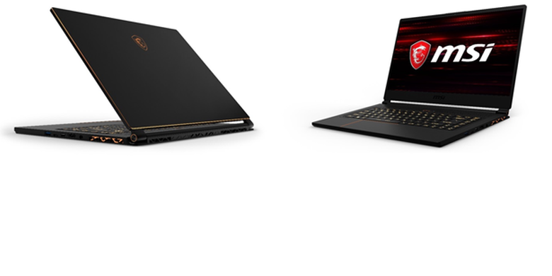 Laptop Gamiong MSI GS65 Stealth Thin