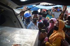 Jenazah WNI Korban Sandera Abu Sayyaf Disambut Tangis Keluarga