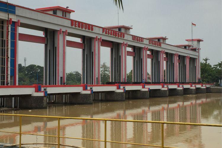 Bendung Pasar Baru atau Pintu Air 10, Kota Tangerang
