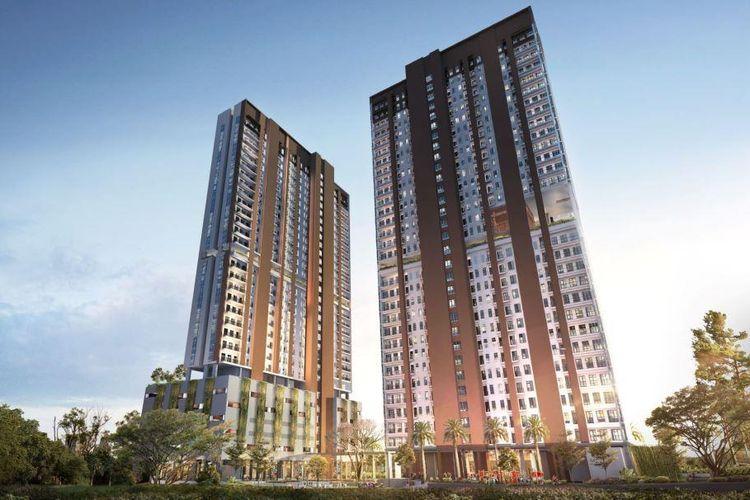 Apartemen Vasaka Solterra di Pejaten Jakarta Selatan