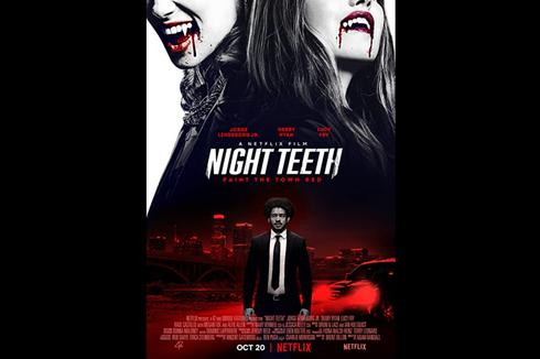 Sinopsis Night Teeth, Terjebak Pertarungan dengan Vampir