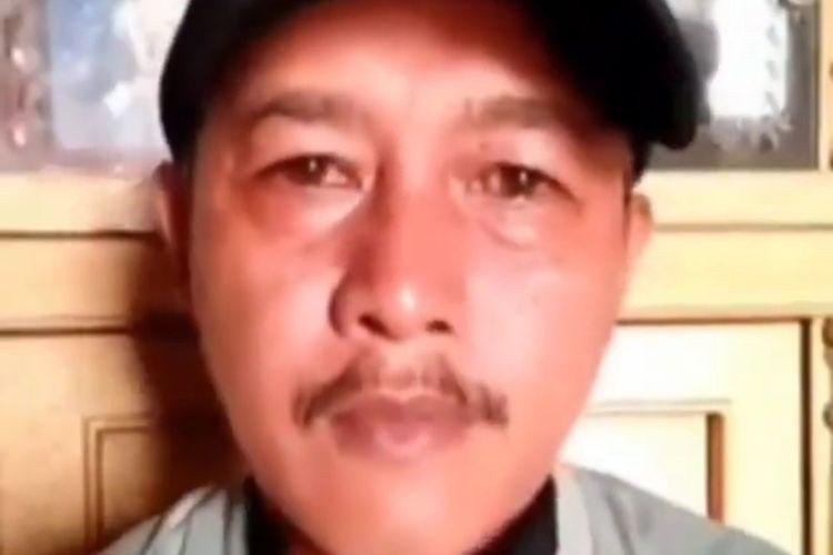 Ketua RT Curhat di Media Sosial soal bantuan untuk masyarakat terdampak Covid-19.