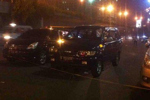 Parkir Liar pada Malam Hari, Mobil Juga Akan Diderek