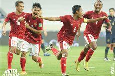 Hasil Timnas Indonesia Vs Thailand - Garuda Raih Poin Perdana!