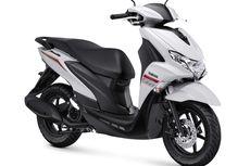 Yamaha FreeGo Punya Baju Baru, Harga Masih Sama