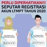 Tata Cara Daftar SBMPTN 2020, Berikut Link dan Jadwalnya