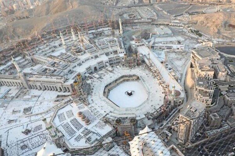 Mekkah, Saudi Arabia.