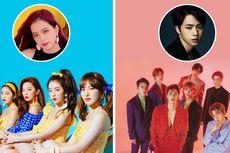 Jin BTS di EXO? Jisoo di Red Velvet? 7 Idola Kpop Ini Hampir Debut dengan Grup Lain