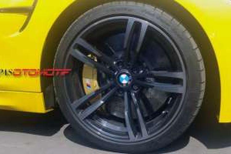 Ban BMW M4.