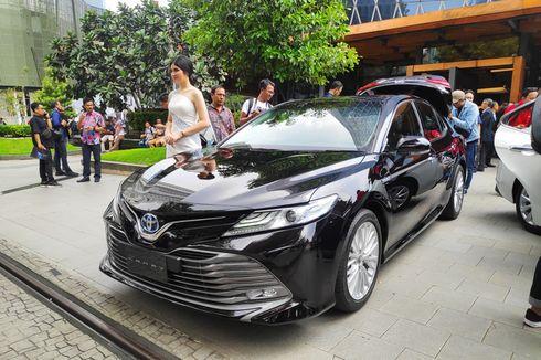Kado Awal Tahun, Toyota Luncurkan All New Camry