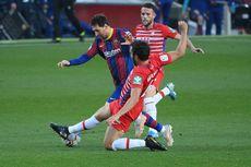 Mengapa Lionel Messi Jarang Menggocek Lawan dengan Trik Step Over?
