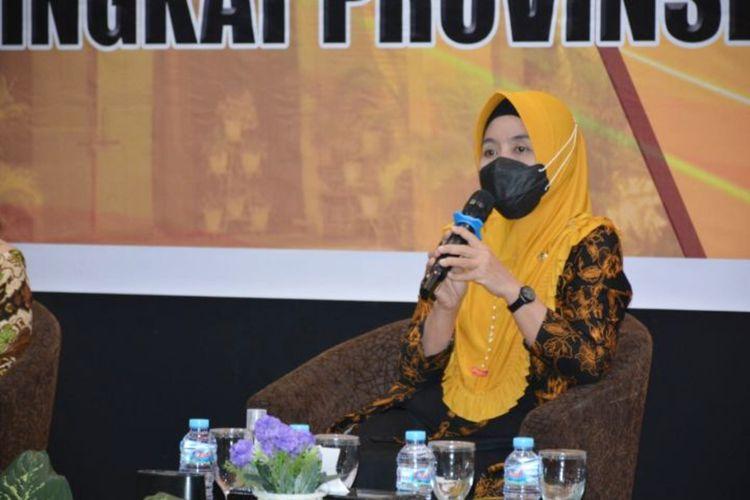 Kepala Dinas Kesehatan Provinsi Gorontalo, Yana Yanti Suleman