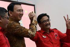 PDI-P Resmi Usung Ahok-Djarot pada Pilkada DKI Jakarta 2017