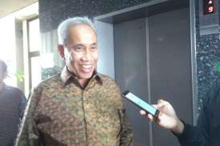 Dirut Waskita Karya M. Choliq, Jumat (25/11/2016).