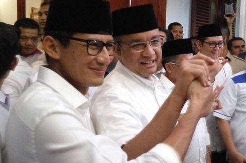 Amien Rais Berharap Anies-Sandi Berkomitmen Lima Tahun Pimpin Jakarta