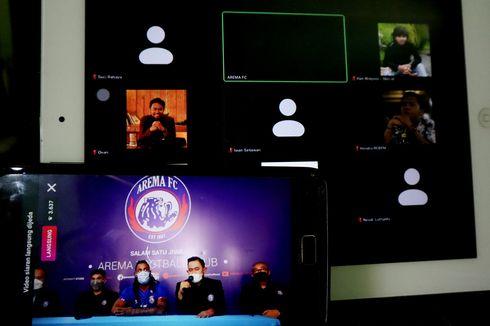 4 Program Kerja Presiden Arema FC Menyesuaikan PPKM Darurat