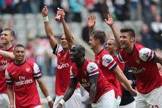Ljungberg Heran Lihat Arsenal Rayakan Posisi Ke-4