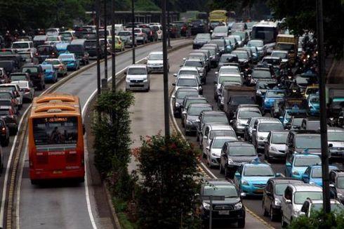 Ditlantas Polda Metro Petakan Titik Rawan Macet di Bulan Ramadhan