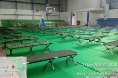 GOR Pulogadung Disiapkan sebagai Tempat Karantina Pendatang Tanpa SIKM