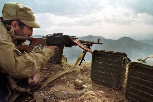 4 Warga Sipil Azerbaijan Terbunuh Terkena Ranjau Darat Armenia