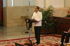 Hadiri Pelantikan Pengurus DPP PBB, Jokowi Berterima Kasih Telah Didukung