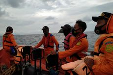 Penumpang Kapal Loncat ke Laut di Selat Sunda lalu Menghilang