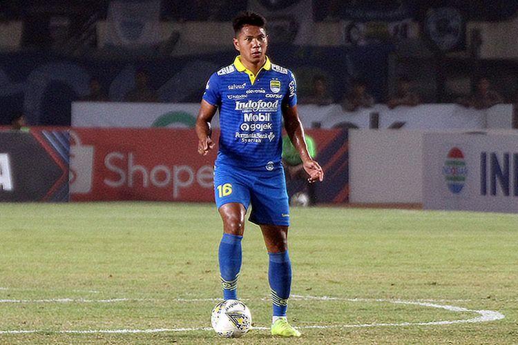 Bek Persib Bandung, Achmad Jufriyanto.