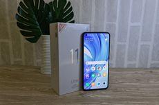 Membuka Kotak Kemasan dan Menjajal Xiaomi Mi 11 Lite