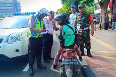 Hingga Rabu Siang, 15 Pengendara Ditindak karena Lawan Arus di Jalur Sepeda Jaktim