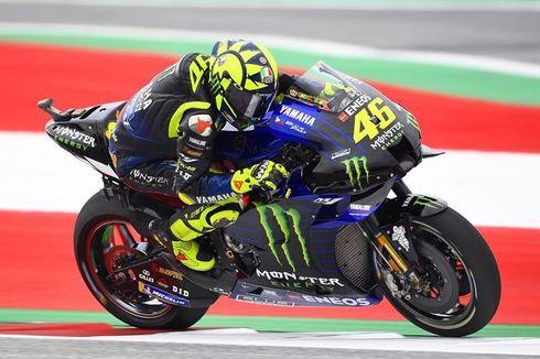 BREAKING NEWS - Valentino Rossi Negatif Covid-19, Bisa Turun pada MotoGP Valencia