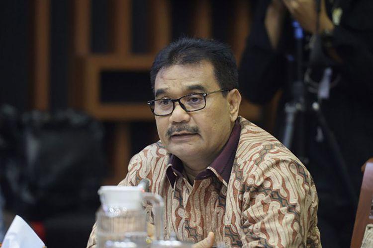 Anggota Komisi IX DPR RI Sutan Adil Hendra