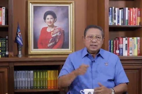 SBY: Tak Pernah Terlintas di Pikiran Saya, Demokrat Akan Dibeginikan