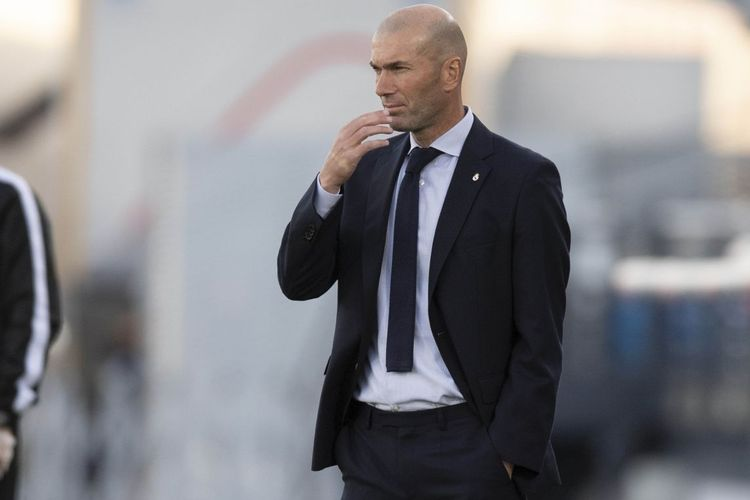 Real Madrid Vs Alaves - Zidane Percaya Diri, Tim Lawan Siap Antisipasi