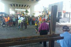 Jalan di Bawah Jembatan Layang Janti Yogyakarta Ditutup, Dishub Bilang Sudah Sosialisasi