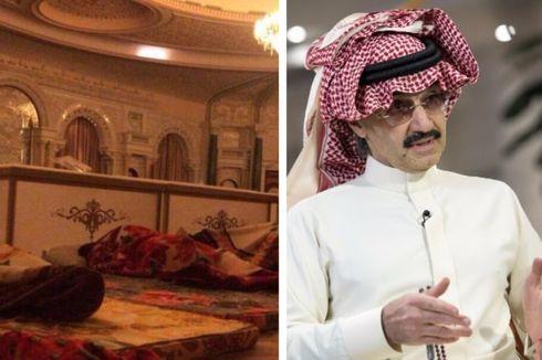Para Pangeran Saudi yang Ditangkap Dibiarkan Tidur di Lantai Hotel