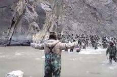 Blogger China Ditahan karena Ejek Tentara yang Tewas Adu Jotos dengan Pasukan India