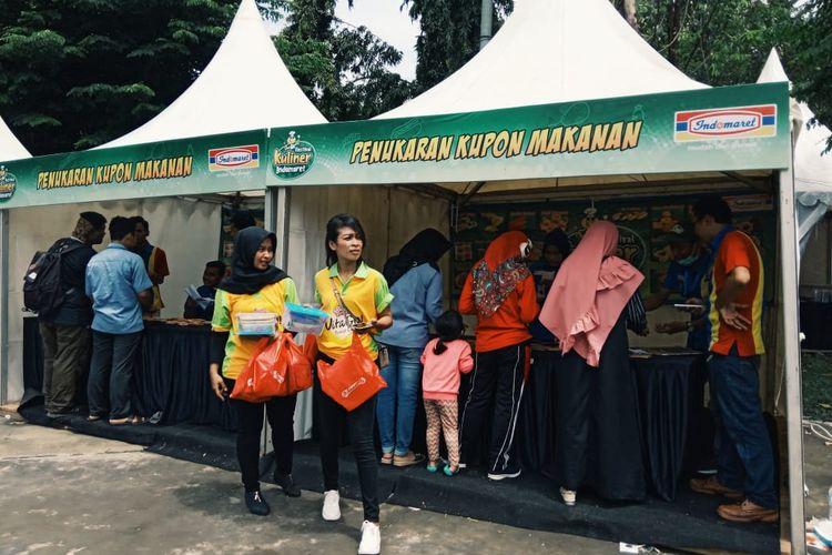 Festival Kuliner Indomaret Di Solo Serba Rp 10 000 Halaman All