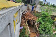 SDA Jakpus Rencanakan Buat Pintu Air Cegah Kembali Genangan di TPU Karet Bivak