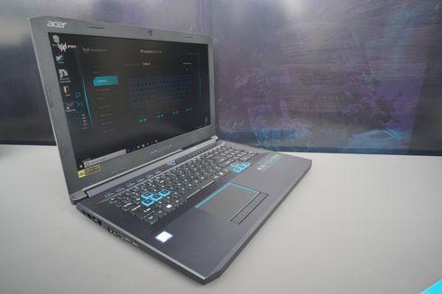 Acer Rilis Laptop Gaming