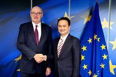 Wamendag Jerry Sambuaga Sukses Ajak Komisioner Uni Eropa Percepat Penyelesaian Indonesia EU CEPA