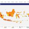 Naik Tajam, Berikut Daftar Terbaru 96 Daerah yang Masuk Zona Merah Corona