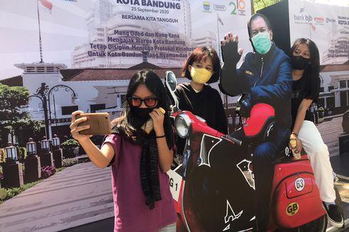 Merayakan HUT Kota Bandung Sambil Dibonceng Wali Kota? Begini Caranya