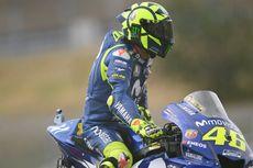 Tanpa Kemenangan di MotoGP 2018, Rossi Ulangi Catatan Minor