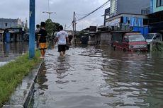Kota Tangerang Banjir, Dinkes Dirikan 6 Posko Kesehatan