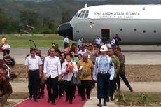 Jokowi Ingin Jalan Darat Tembus Sampai Wamena