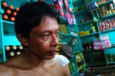 Perampok Bertopeng Tengkorak Bacok Penjaga Warung di Depok