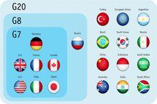 Perbedaan G20, G7, dan G8