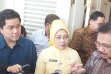 DKI Serahkan Lobi Lahan Wisma Atlet ke DPR ke Sekretariat Negara