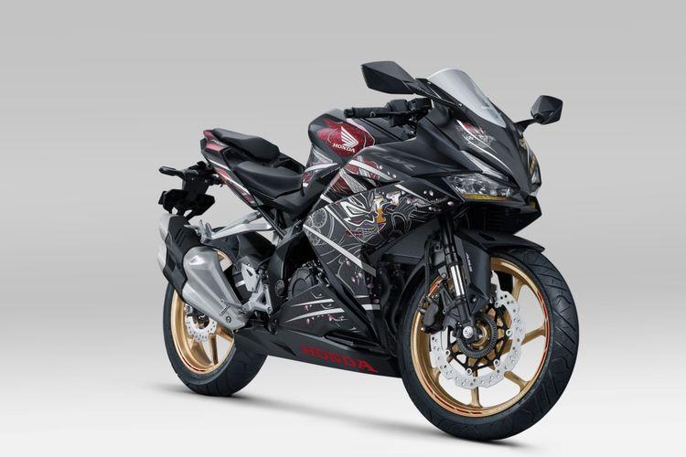 AHM resmi merilis Honda CBR250RR SP Quick Shifter